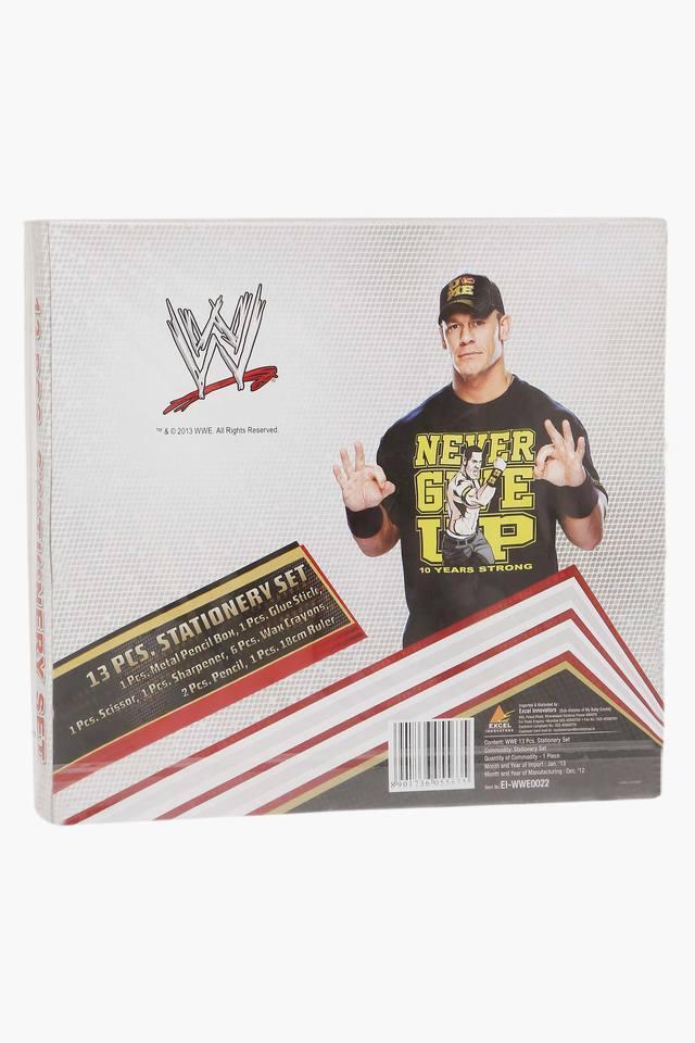 Unisex John Cena Stationery Set