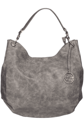 ELESPRYWomens Solid PU Handbag