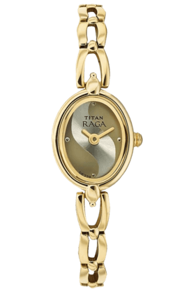 Ladies Watch - 2253YM20 (Free Pendant with Any Titan Ladies Watch)