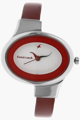 FASTRACK Womens Economy White Dial Analogue Watch