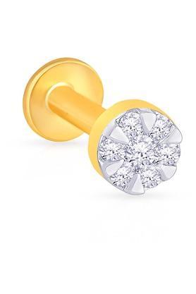 MALABAR GOLD AND DIAMONDSWomens Diamond Nosepin UINSP00105