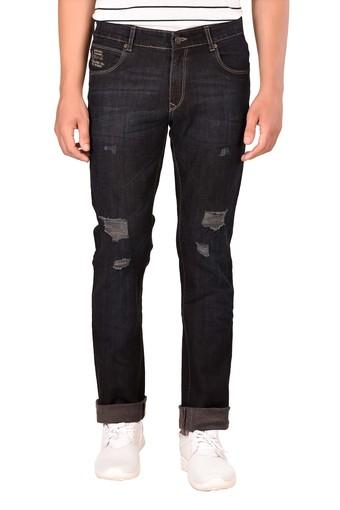 MOUSTACHE -  IndigoJeans - Main