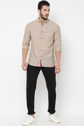 ALLEN SOLLY - NaturalCasual Shirts - 3