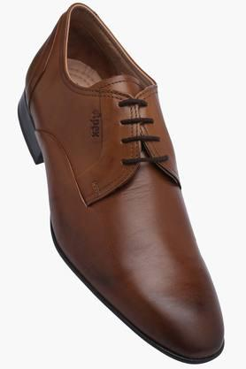 VENTURINI Mens Leather Lace Up Formal Shoes - 201777613