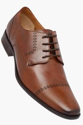 RUOSH Mens Leather Lace Up Derbys - 202640553