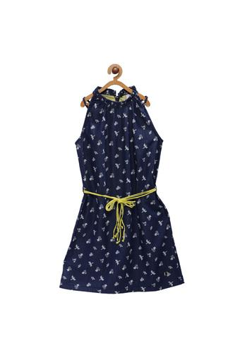 TALES & STORIES -  NavyDresses & Jumpsuits - Main