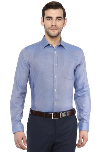 BLACKBERRYS -  BlueFormal Shirts - Main