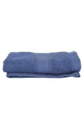 Slub Textured Terry Cennet Face Towel