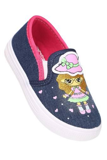 KITTENS -  Navy Loafers - Main