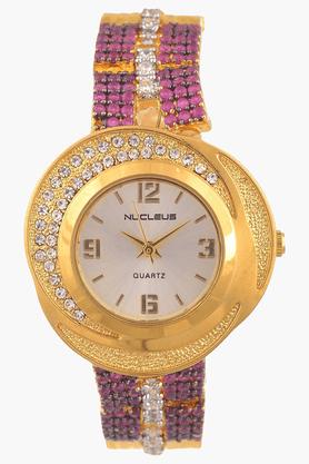 NUCLEUSAnalog Watch For Formal & Casual Wear For Women NTALGSRGJ