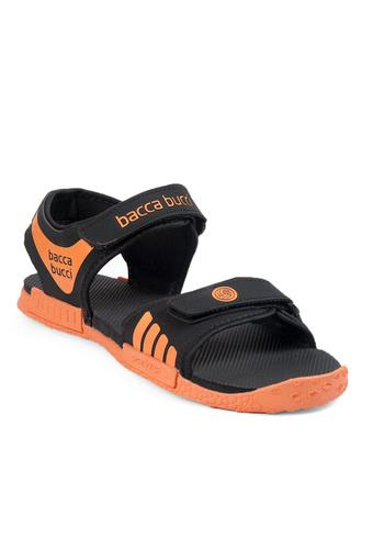 Mens Casual Wear Velcro Closure Sandals