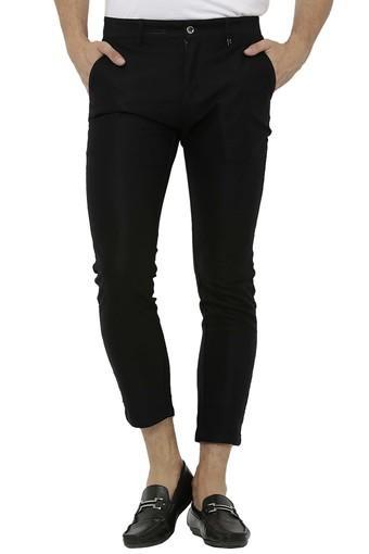 REX STRAUT JEANS -  BlackCargos & Trousers - Main