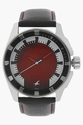 FASTRACK Mens Red Dial Analog Watch