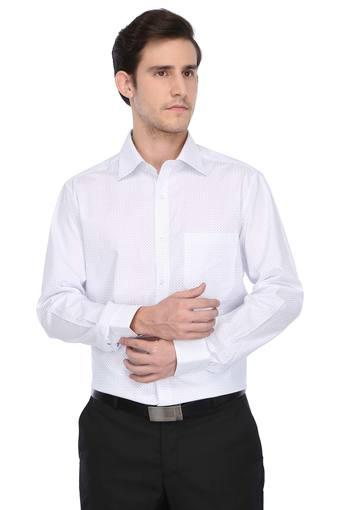 LOUIS PHILIPPE -  Super Strecth Multicount Formal Shirts - Main