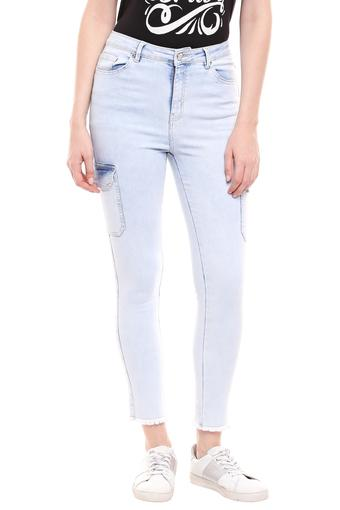MADAME -  Ice BlueJeans & Jeggings - Main