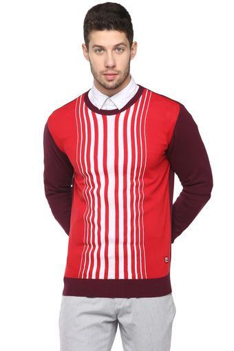UNITED COLORS OF BENETTON -  RedWinterwear - Main
