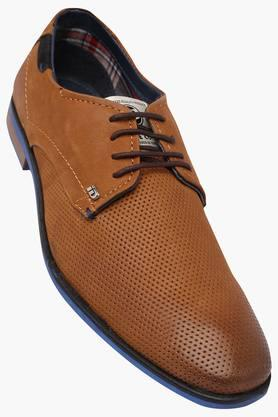 LEE COOPERMens Leather Lace Up Derbys