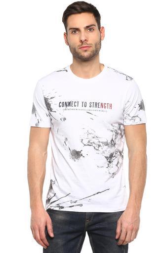 OCTAVE -  WhiteT-Shirts & Polos - Main