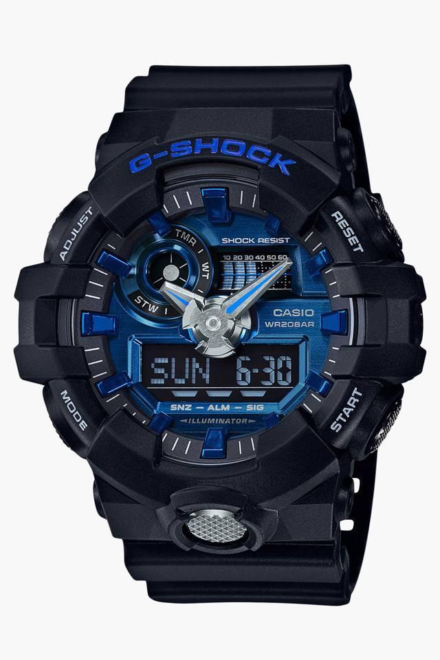 Mens GA-710-1A2DR (G739) G-Shock Analog-Digital Watch