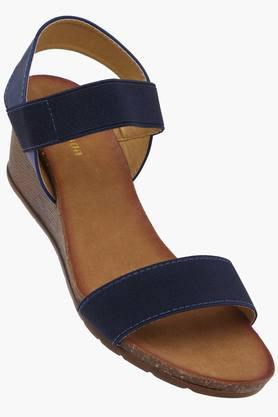 SOLOVOGA Womens Casual Wear Buckle Closure Sandals  ... - 202223361