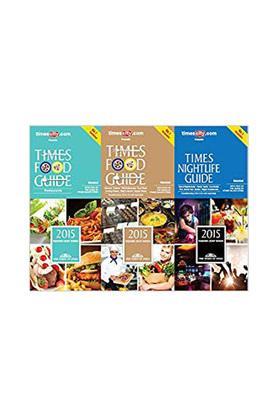 Times Food & Nightlife Guide Mumbai - 2015