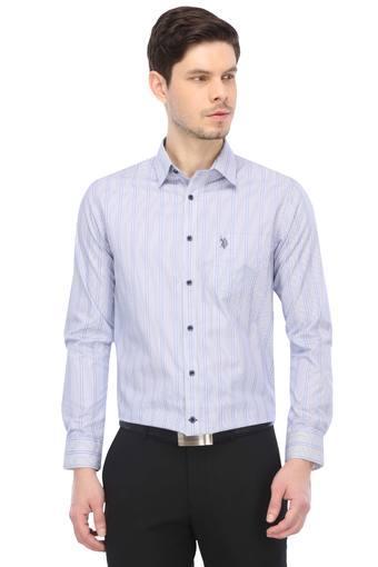 U.S. POLO ASSN. FORMALS -  Light BlueShirts - Main