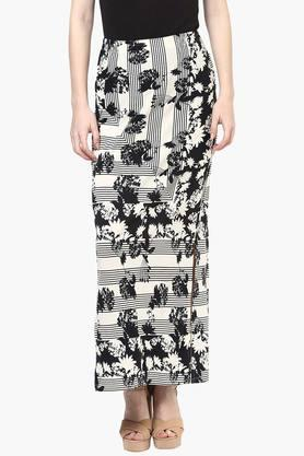 109F Women Full Length Skirt