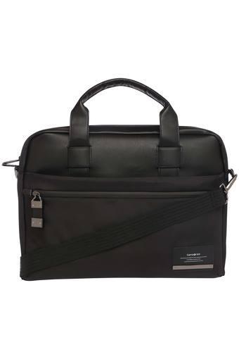 Unisex Zip Closure Laptop Bag