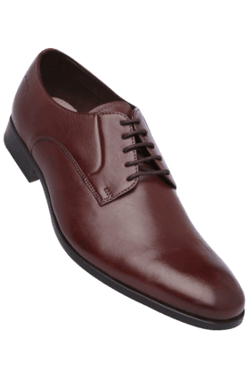 CLARKS Mens Leather Lace Up Formal Shoe