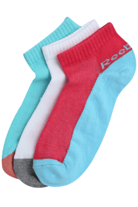 REEBOK Mens Standard Socks - Pack Of 3 - 200492115