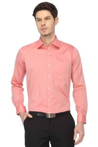 VAN HEUSEN -  Peach Shirts - Main