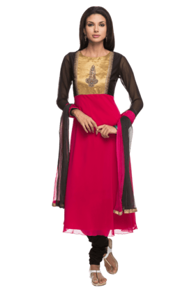IMARA Women Embellished Churidar Suit - 200198523
