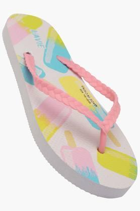 LAVIEWomens Casual Slipon Flip Flop - 201598150_9100