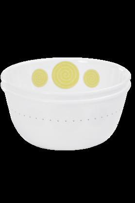 CORELLEIndia Collection Spiral 2 Pcs Curry Bowl