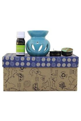 Lemongrass Candle Diffuser Set - 30 ml