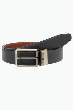Belts (Men's) - Mens Reversible Leather Formal Belt
