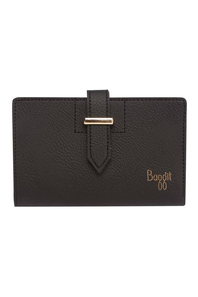 Womens 1 Fold Wallet