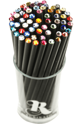 WILLIAM PENN Rubinato Swarovski Crystals 50Eh Pencil