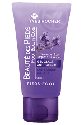 YVES ROCHER Beaute Des Pieds Anti Fatigue Iced Gel 50ML