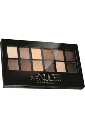 The Nudes Palette (Rs 150 Off on Maybelline Products worth Rs 999 & Above)