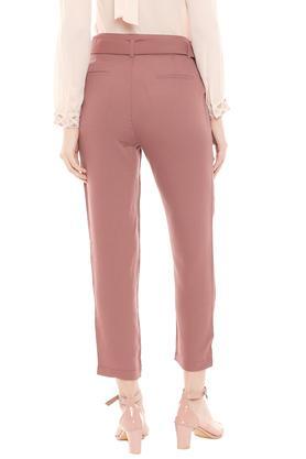 MADAME - Chalk PinkTrousers & Pants - 1