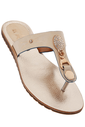 RS BY ROCKY STAR Womens Off Slipon Fancy Flat Sandal