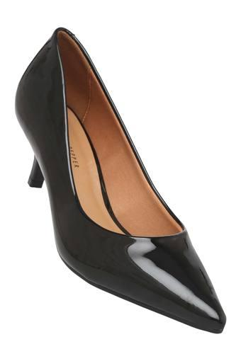 LEMON & PEPPER -  Black Heels - Main