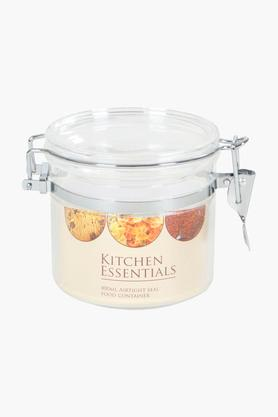 WHATMOREAirtight Kitchen Storage Jar With Lid - 400ml