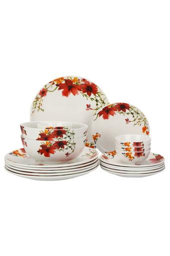 IVY -  Red MixDinner Sets - Main