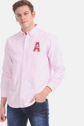 AEROPOSTALE - PinkCasual Shirts - 3