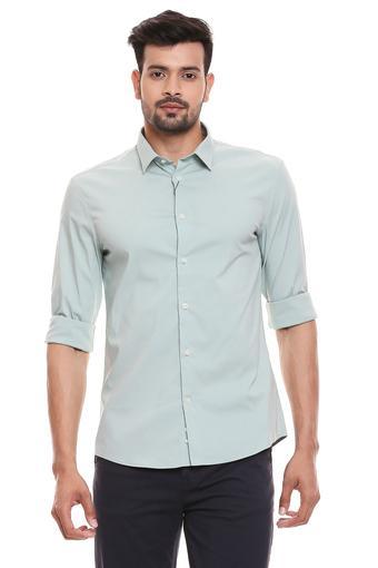 C340 -  GreenCasual Shirts - Main