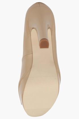 Womens Casual Slipon Peep Toes
