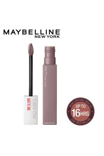 MAYBELLINE -  90 Huntress ( Grey )Lips - Main