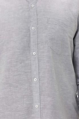 LIFE - Grey Casual Shirts - 4